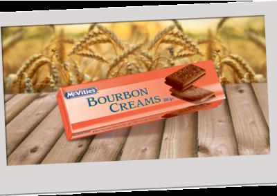 McVitie's Bourbon Creams 200g