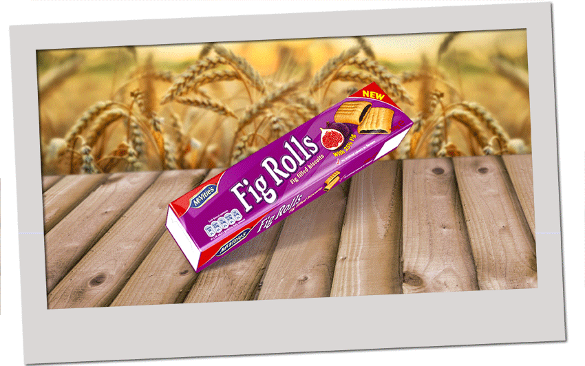 McVitie's Figrolls 150g