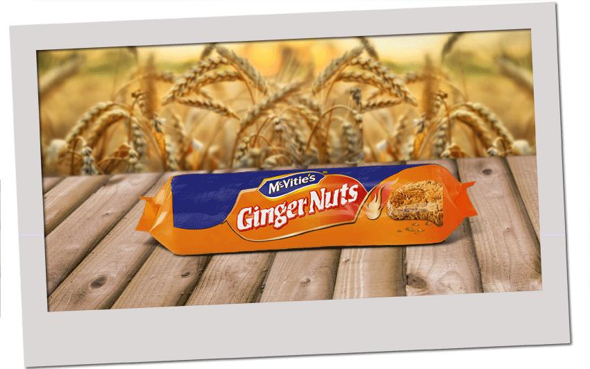 McVitie's GingerNuts 250g