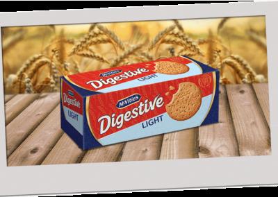 McVitie's Digestive Light 400g
