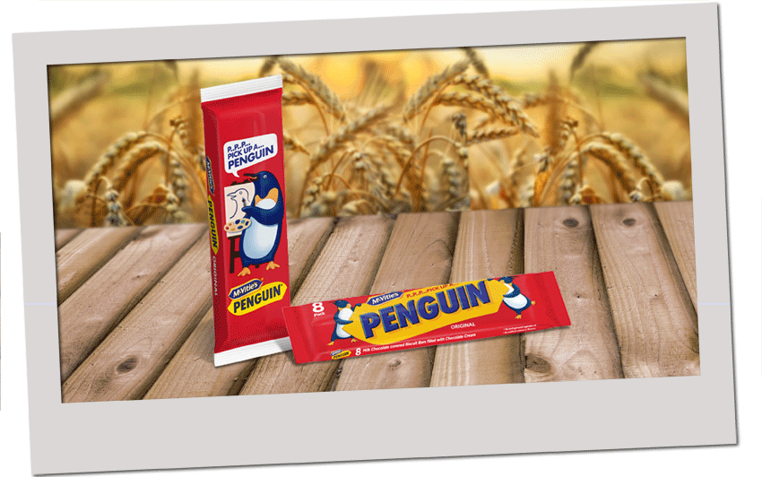 McVitie's Penguin Biscuit Bar 148g