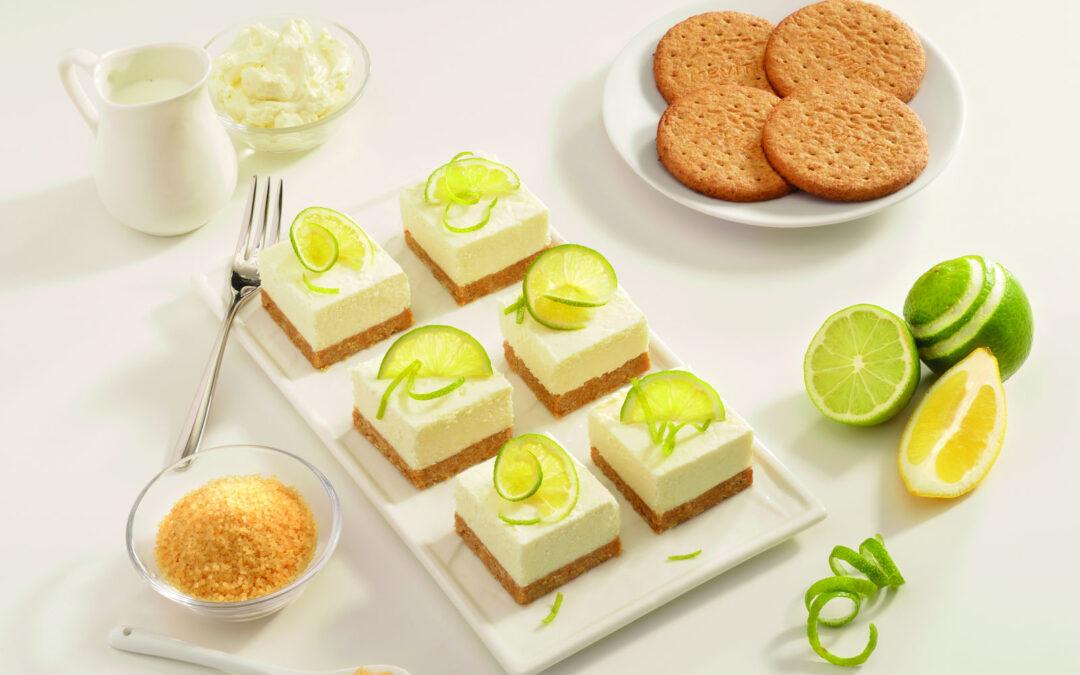 Lemon Mini Cheesecake