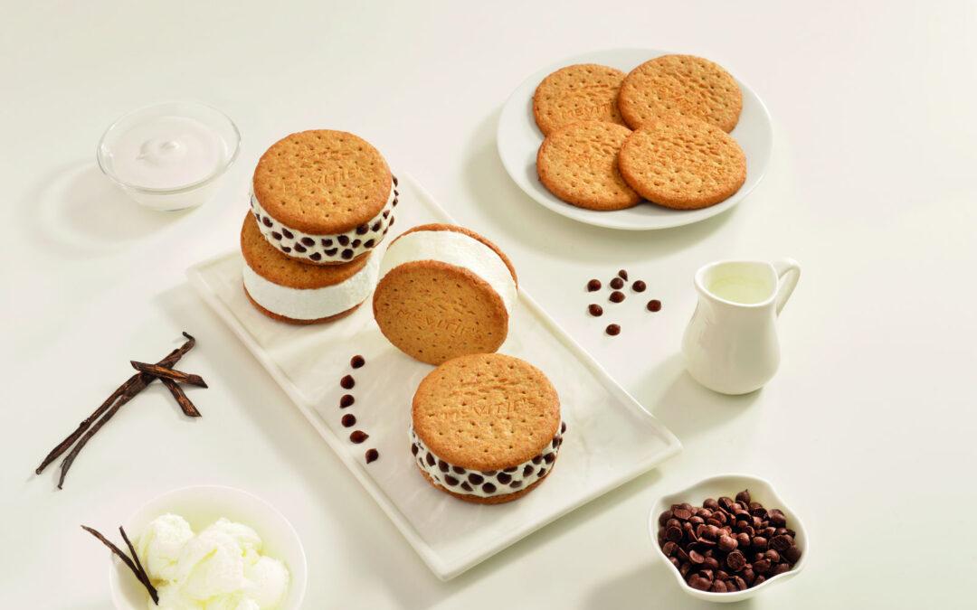 Icecream Biscuits